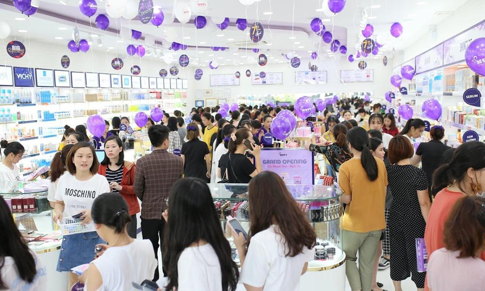 Các sản phẩm Nuty Cosmetics cung cấp trên thị trường