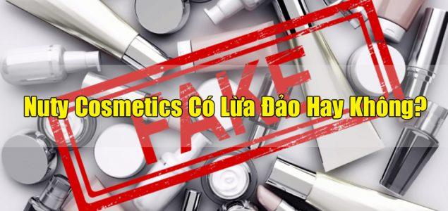 Nuty Cosmetics có uy tín hay không? có phốt nào chưa?